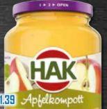Apfelkompott von HAK