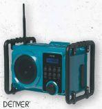Baustellenradio WRD-50 von Denver