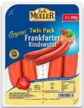 Original Frankfurter Rindswurst von G.A. Müller
