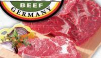 Rinder-rib-eye Prime Steaks von Angus Beef