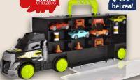 Truck-Tragekoffer von Dickie Toys
