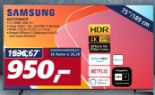 LED TV GU75TU6979UXZG von Samsung