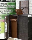 Mülltonnenbox von HC Home & Living