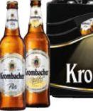 Bier von Krombacher