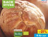 Bio-Weizenbrötchen von BioBio