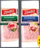 Braten von Zimbo