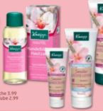 Pflegeprodukte von Kneipp