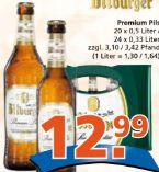 Premium Pils von Bitburger