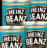 Baked Beans von Heinz