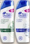 Anti-Schuppen-Shampoo von Head & Shoulders