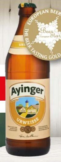Ur-Weisse von Ayinger