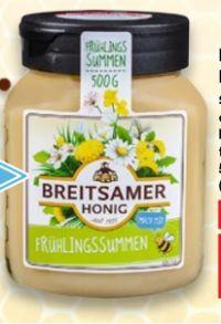 Frühlingssummen von Breitsamer Honig