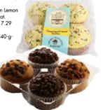 The Chelsea Bakery Muffins
