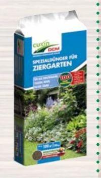 Spezialdünger für Ziergarten von Cuxin DCM