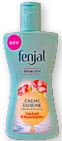Creme-Dusche von Fenjal