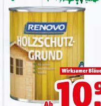 Holzimprägniergrund von Renovo