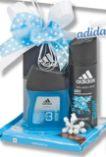 Geschenk Set Man von Adidas