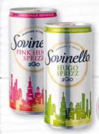 Hugo Sprizz von 2Go By Sovinello