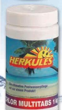 Chlor Multitabs von Herkules