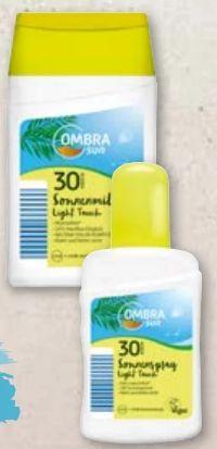 Sonnenmilch von Ombra Sun