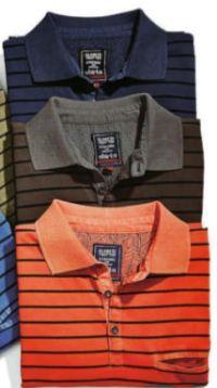 Herren Polo-Shirt von Globe-Trotter