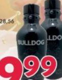 London Dry Gin von Bulldog London Dry Gin