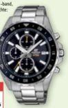 Edifice Herren-Armbanduhr EFR-568D -1AVEF von Casio