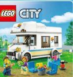 City Ferien-Wohnmobil 60283 von Lego