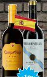 Rioja Tempranillo von Campo Viejo