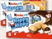 Kinder Happy Hippo von Ferrero