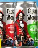 White Rum Mojito von Captain Morgan