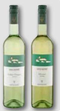 Weißwein von Saale-Unstrut