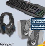 PC-Gaming-Zubehör von Intempo