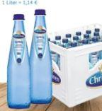 Mineralwasser von Christinen