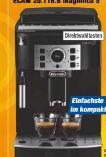 Kaffeevollautomat ECAM 20.116.B von DeLonghi