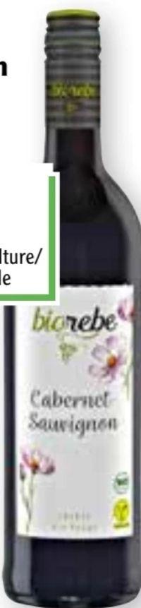 Merlot von Biorebe