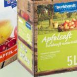 Apfelsaft von Burkhardt