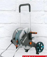 Metall-Schlauchwagen-Set Gardena AquaRoll M Easy von Gardena