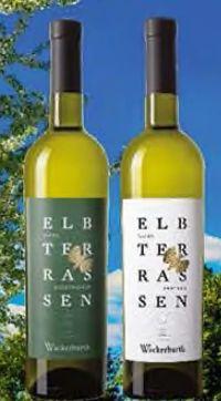 Elbterrassen Weißwein von Schloss Wackerbarth