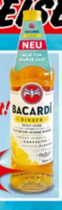 Ginger von Bacardi
