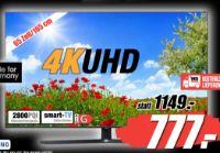 4K Ultra-HD TV GU 65 TU 8509 UXZG von Samsung