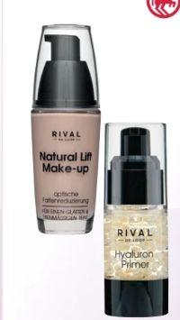 Natural Lift Make-up von Rival de Loop