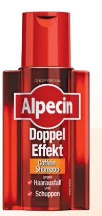 Doppel Effekt Coffein-Shampoo von Alpecin