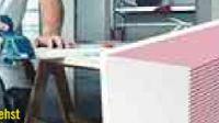 Gipskartonplatte Sonicboard GKB von Knauf