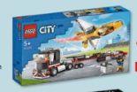 City Flugshow-Jet-Transporter 60289 von Lego