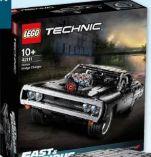 Dom's Dodge Charger 42111 von Lego