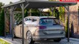 Aluminium Carport von GFP