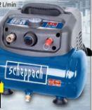 Kompressor HC06 von Scheppach