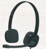 Headset HS151 von Logitech