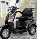 Elektromobil E-LIFE 800 von Doc Green